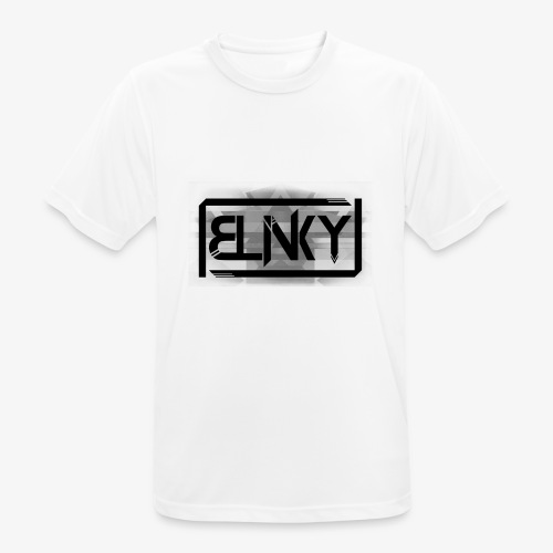 Blinky Compact Logo - Men's Breathable T-Shirt