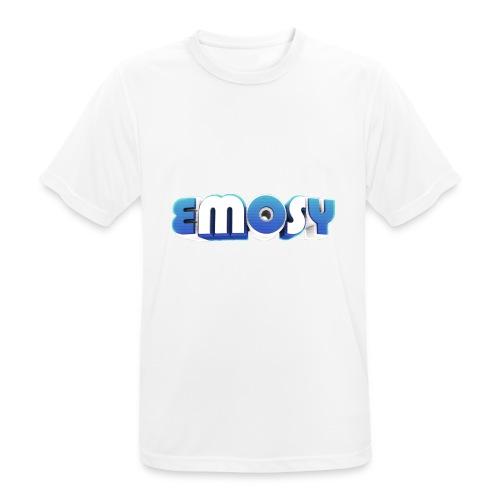 Em0sy - Maglietta da uomo traspirante