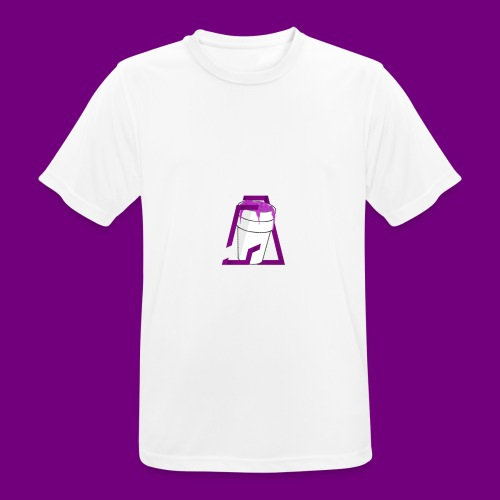 Aleo´s Concept x Lean - Men's Breathable T-Shirt