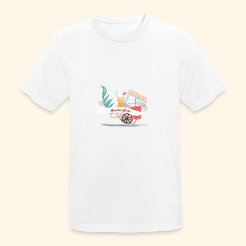 Sundae Soda - Camiseta hombre transpirable