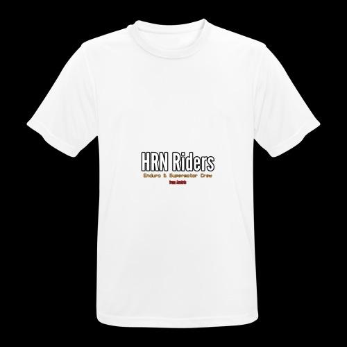 Hrn Design - Männer T-Shirt atmungsaktiv