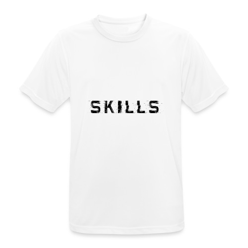 skills cloth - Maglietta da uomo traspirante