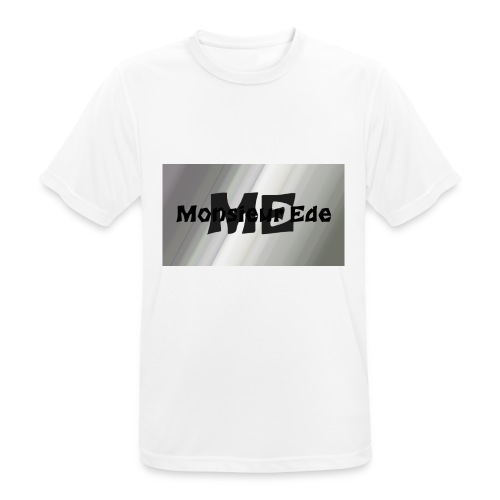 Monsieur Ede shirts - miesten tekninen t-paita