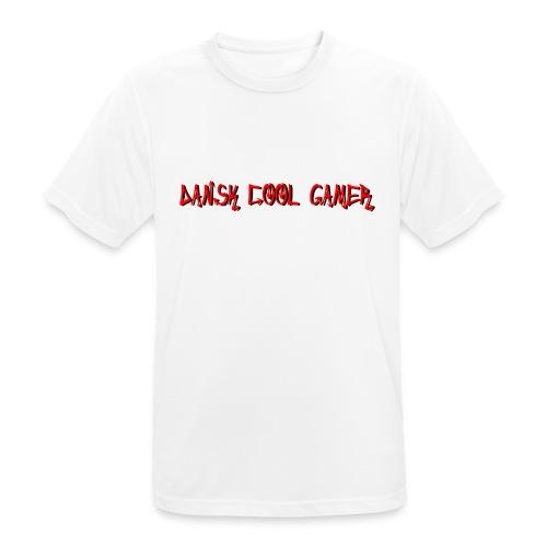 Dansk cool Gamer - Herre T-shirt svedtransporterende