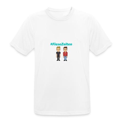 #FieseZeiten Merch - Männer T-Shirt atmungsaktiv