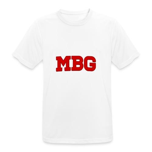 MBG - Mannen T-shirt ademend actief