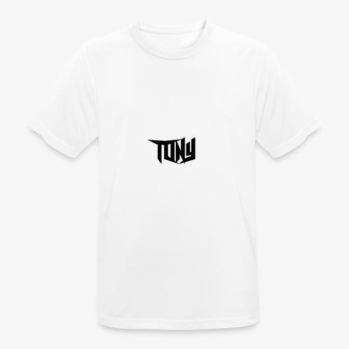 TONY M - Männer T-Shirt atmungsaktiv