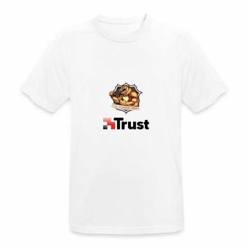 Prodotti Ufficiali con Sponsor della Crew! - Maglietta da uomo traspirante