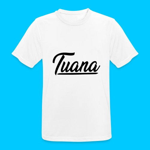 Tuana - Mannen T-shirt ademend actief