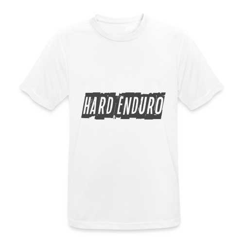 Hard Enduro - Men's Breathable T-Shirt