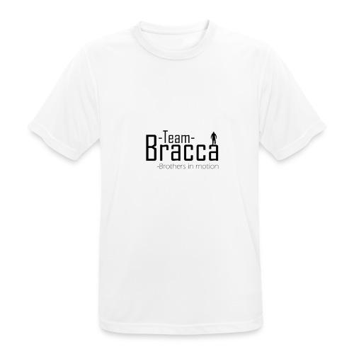 Plain Bracca T-shirt - Herre T-shirt svedtransporterende