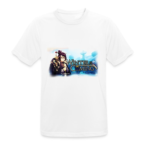 Overwatch and GameOfThrones Fusion - Men's Breathable T-Shirt