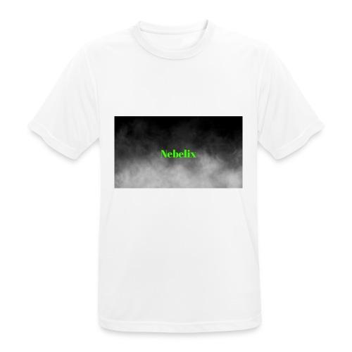 Nebelix - Männer T-Shirt atmungsaktiv