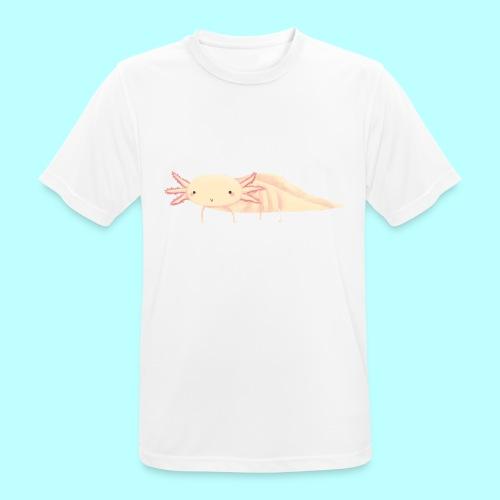 Axolotl - Männer T-Shirt atmungsaktiv