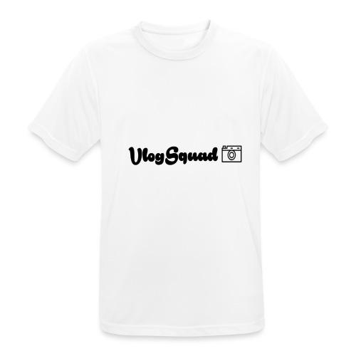 Vlog Squad - Men's Breathable T-Shirt