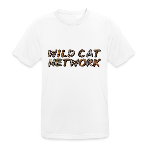 WildCatNetwork 1 - Men's Breathable T-Shirt