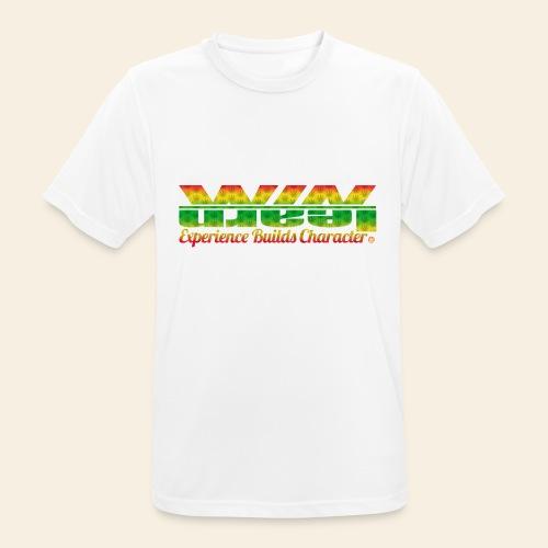 The Weed Logo Tee - Mannen T-shirt ademend actief