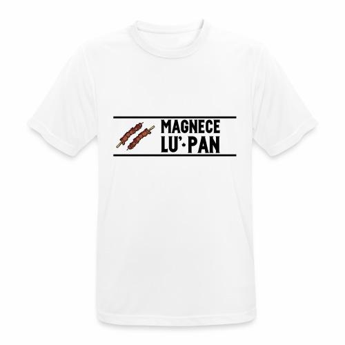 magnece lu pan official - Maglietta da uomo traspirante