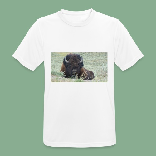 Bison - T-shirt respirant Homme