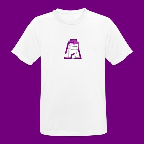 Aleo´s Concept x Lean - Men's Breathable T-Shirt