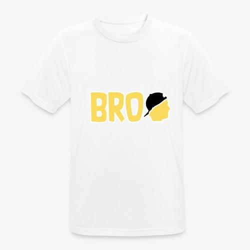BRO - Herre T-shirt svedtransporterende