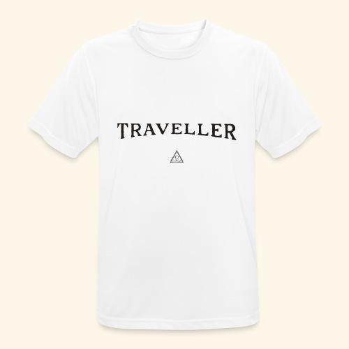 Shirt Reisenden - Männer T-Shirt atmungsaktiv