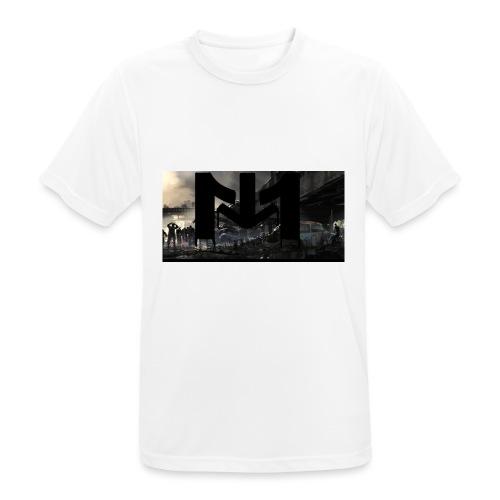 Mousta Zombie - T-shirt respirant Homme