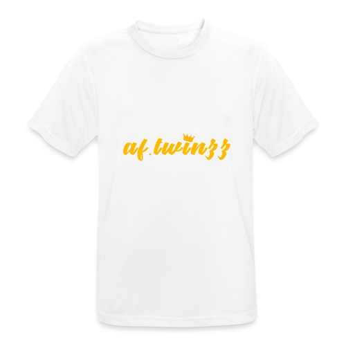 af.twinzz Clothing - Men's Breathable T-Shirt