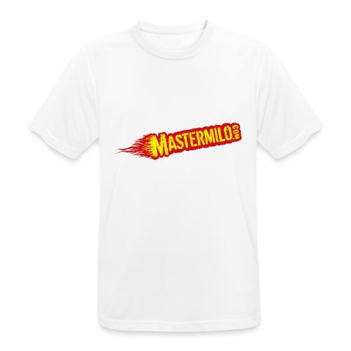 Mastermilo basic - mannen T-shirt ademend
