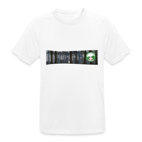 HANTSAR Forest - Men's Breathable T-Shirt