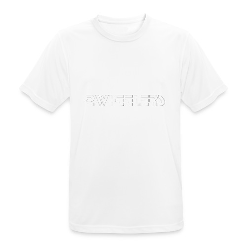 2WHEELERS Originals - Männer T-Shirt atmungsaktiv