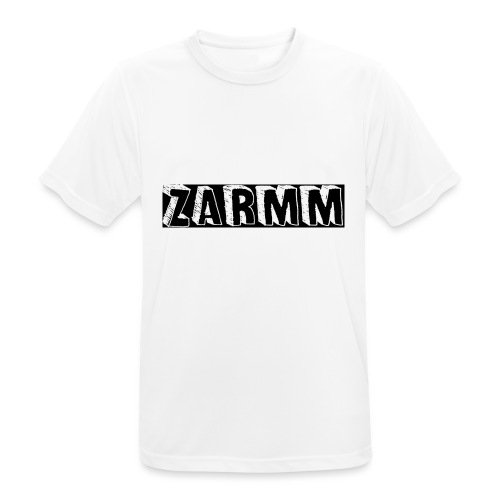Zarmm collection - T-shirt respirant Homme