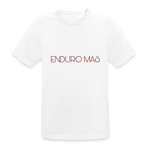 Enduro MAS - T-shirt respirant Homme