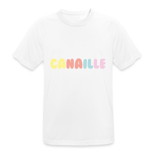 CANAILLE - T-shirt respirant Homme