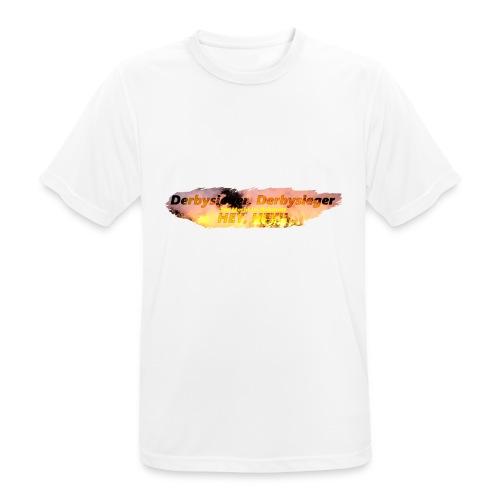 Derbysieger - Männer T-Shirt atmungsaktiv