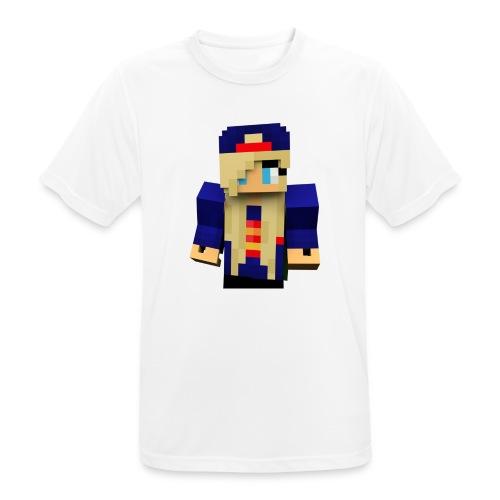 Skin - Männer T-Shirt atmungsaktiv