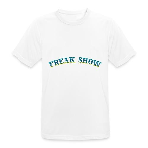 Freak Show larp - miesten tekninen t-paita