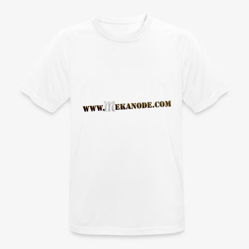 wwwMEKANODEcom - T-shirt respirant Homme