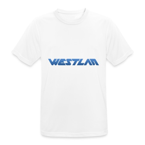 WestLAN Logo - Men's Breathable T-Shirt