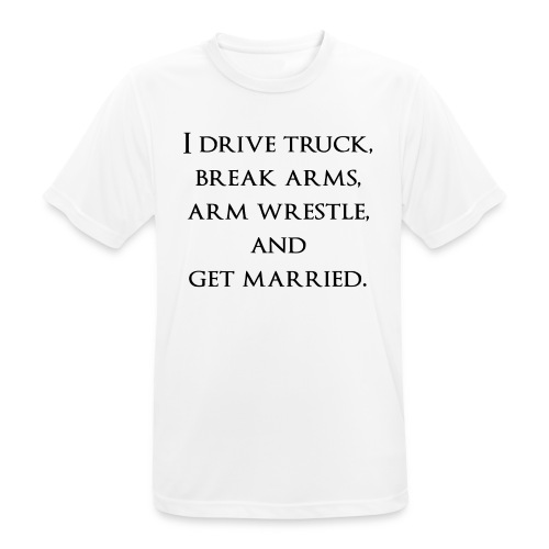 Dani - Men's Breathable T-Shirt
