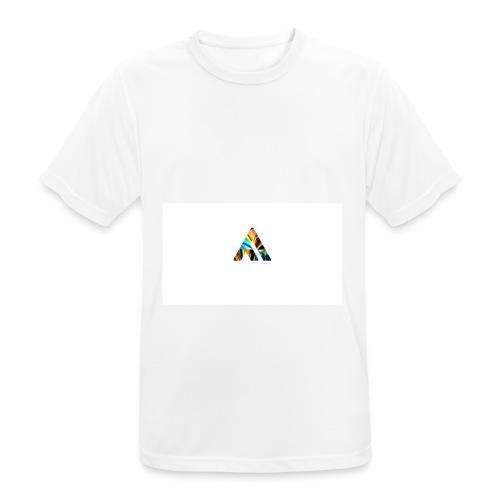A - Herre T-shirt svedtransporterende