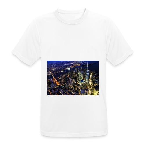 New york - T-shirt respirant Homme