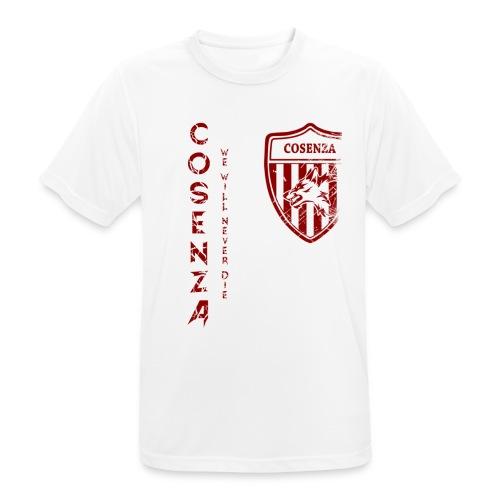 Maglia Cosenza 1 - Maglietta da uomo traspirante