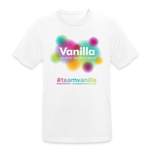 Vanilla Tshirt 02 - Men's Breathable T-Shirt