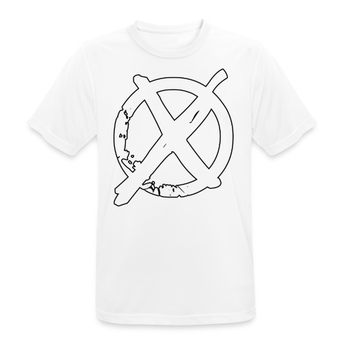 Tony Cole - Modern Straight Edge - Men's Breathable T-Shirt