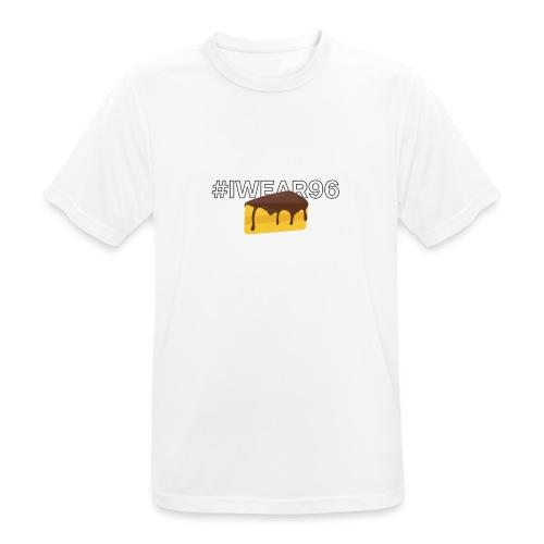 9CAKE6 - Camiseta hombre transpirable