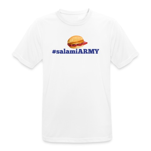 SalamiiArmy SportMerch - Männer T-Shirt atmungsaktiv