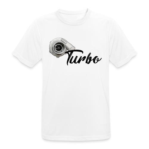 Turbo - Männer T-Shirt atmungsaktiv