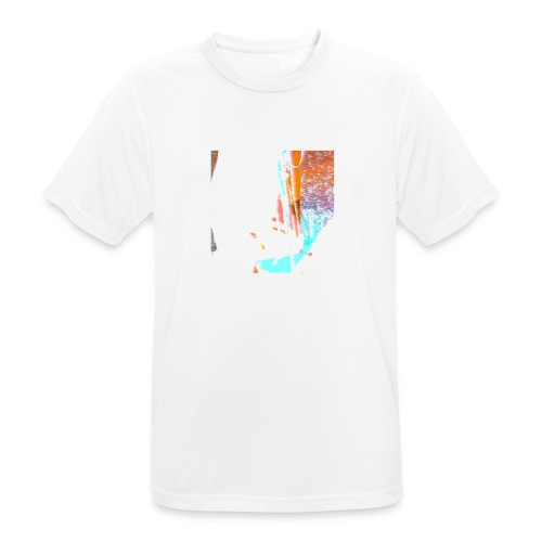 KILL ME IM FUCKING TRASH - Männer T-Shirt atmungsaktiv