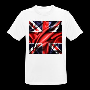 Union Jack design - Men's Breathable T-Shirt